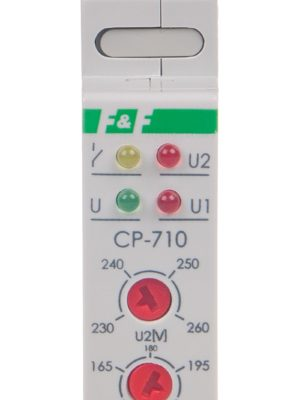 (CP-710) Ãœber-Unterspannungschut