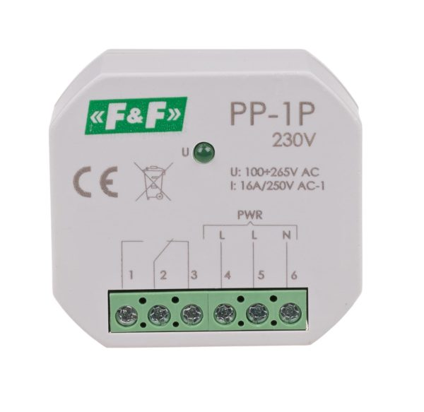 PP-1P-230V