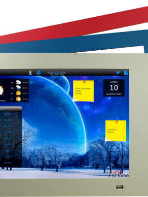 (mH-TS15 S) Rahmen für Monitor 1